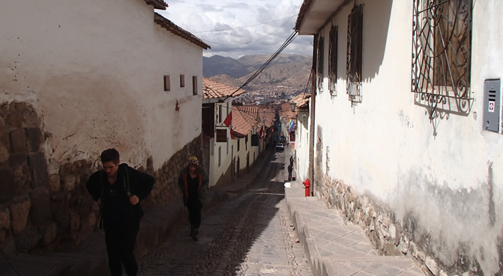 Walking City Tour Cusco