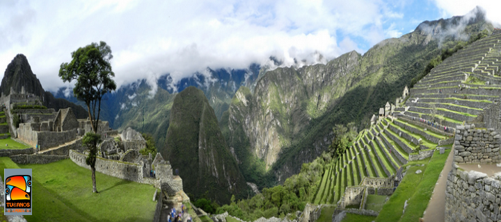 Inca Trail 2 days amazing view of Machu Picchu