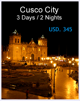 machu picchu, sacred valley os the incas and cusco city tour