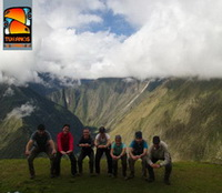Inca Trail sharing memorable moments along the way